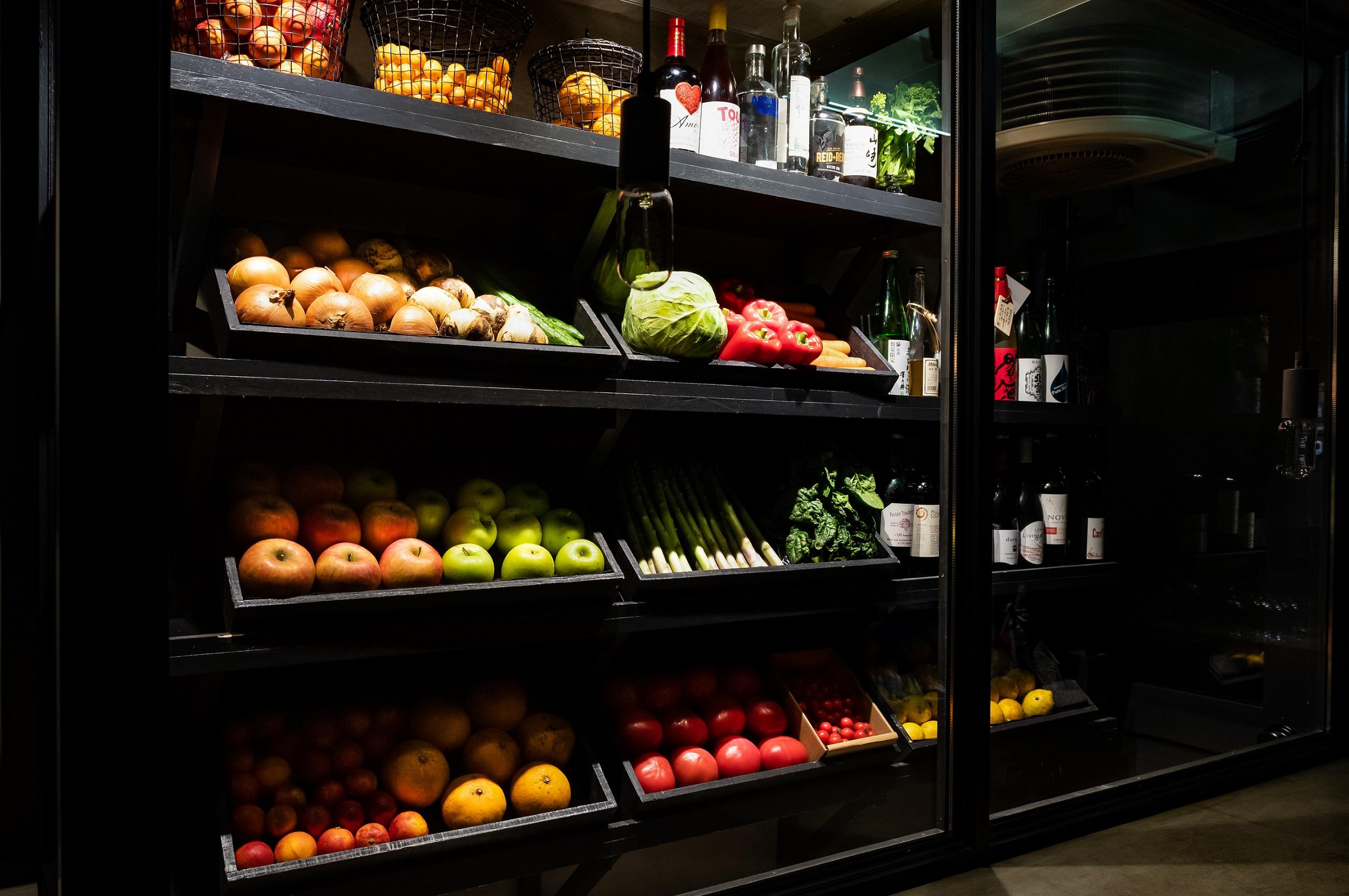 画像:野菜セラー