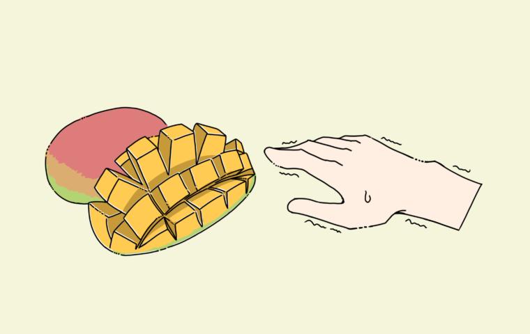 イラスト:マンゴー、うるし