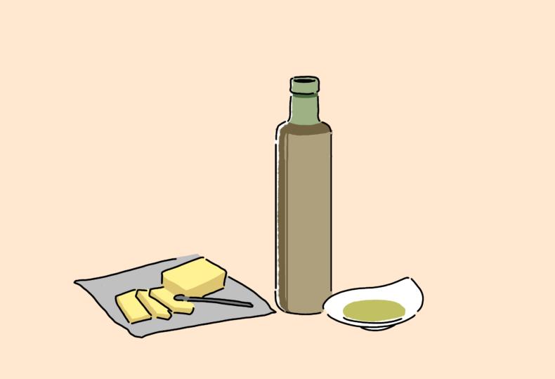 イラスト:油